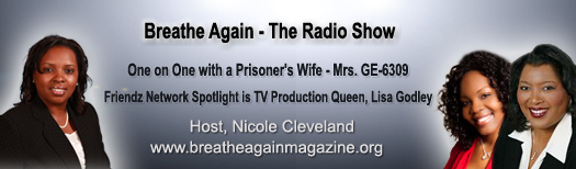 Radio Show_Prisoner's Wife and Lisa Godley